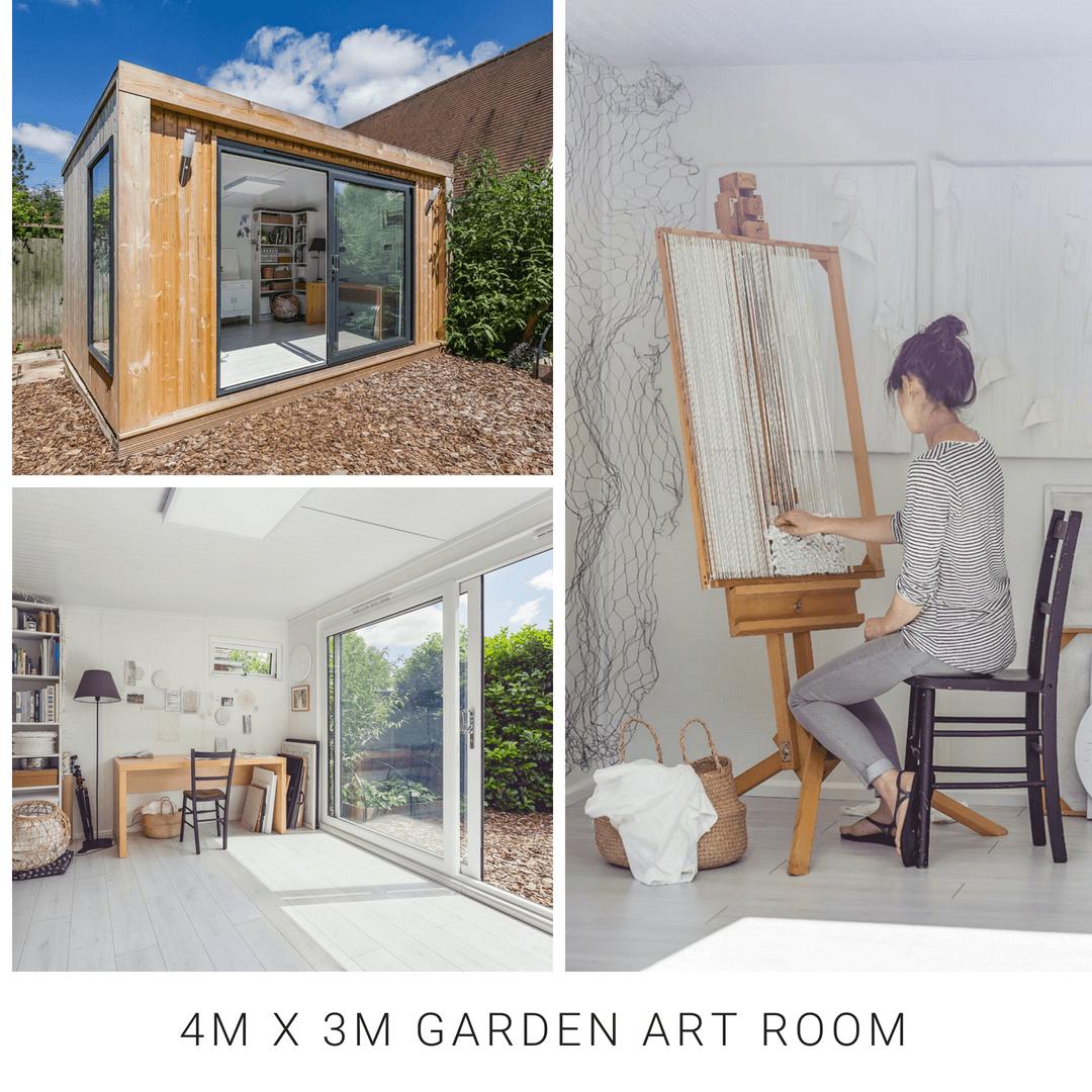 garden room art studio